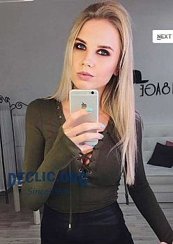 Pola escort girl Paris